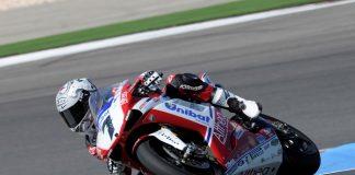 Startovní listina MS Superbike 2012