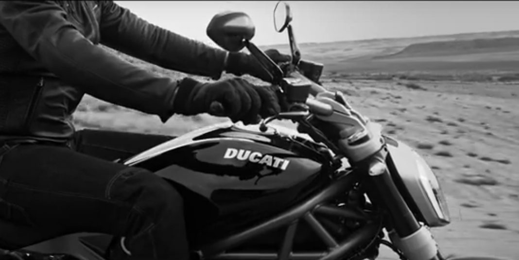 VIDEO: New Ducati XDiavel 2016. Low speed excitement
