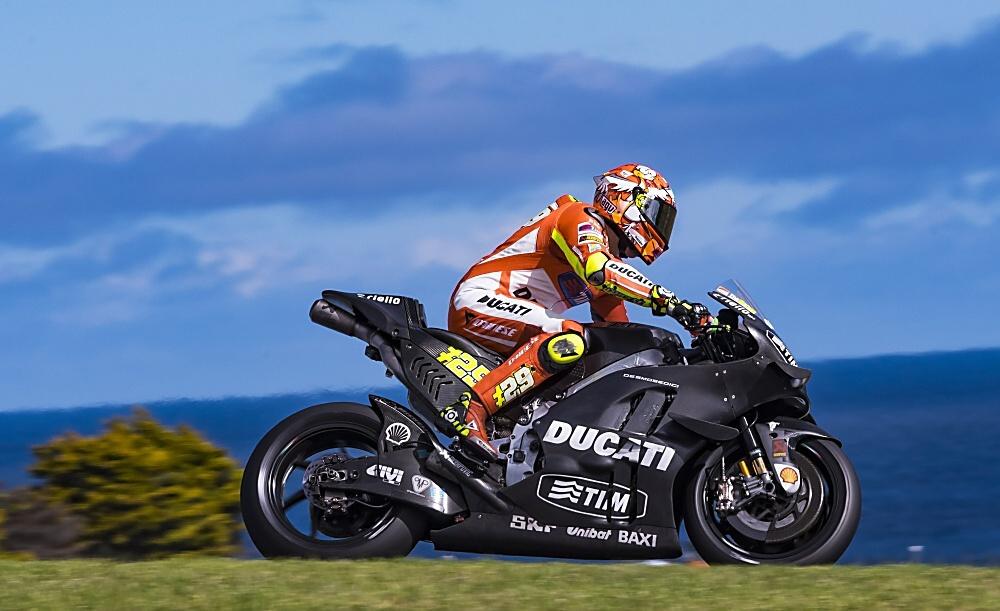 Claudio Domenicali: Jorgeho jsme pro Ducati potřebovali