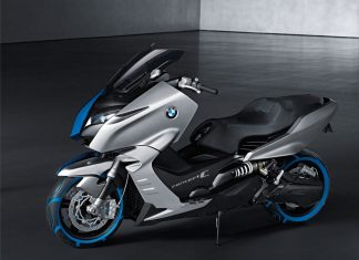 BMW potvrdilo výrobu maxiskútru