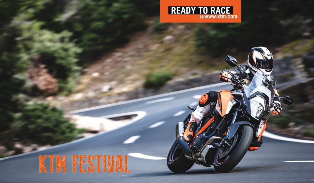 Pozvánka na KTM Festival 2016