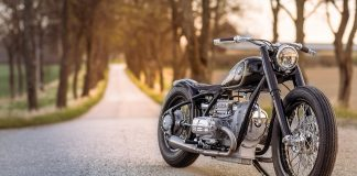 Pocta minulosti – BMW R 5 Hommage