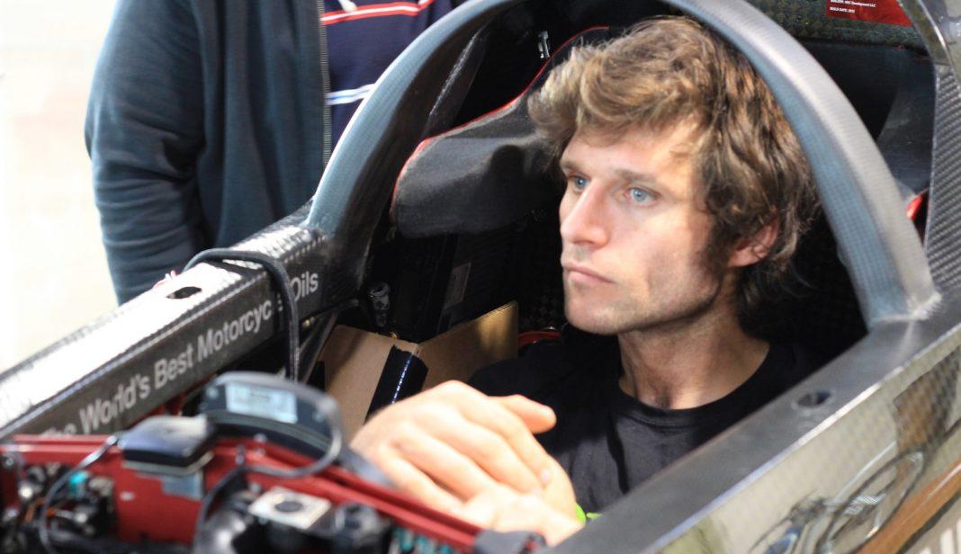 Guy Martin se pokusí o rychlostní rekord