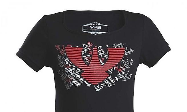 Nové dámské tričko Stripes Lady od PSí Hubík