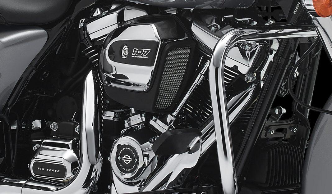 Harley-Davidson do roku 2017 s novým motorem