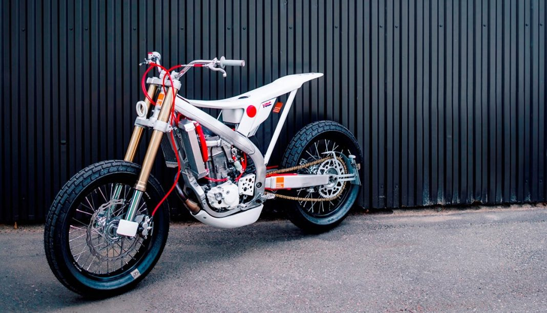 Švédský minimalismus: Honda Tracker MMD
