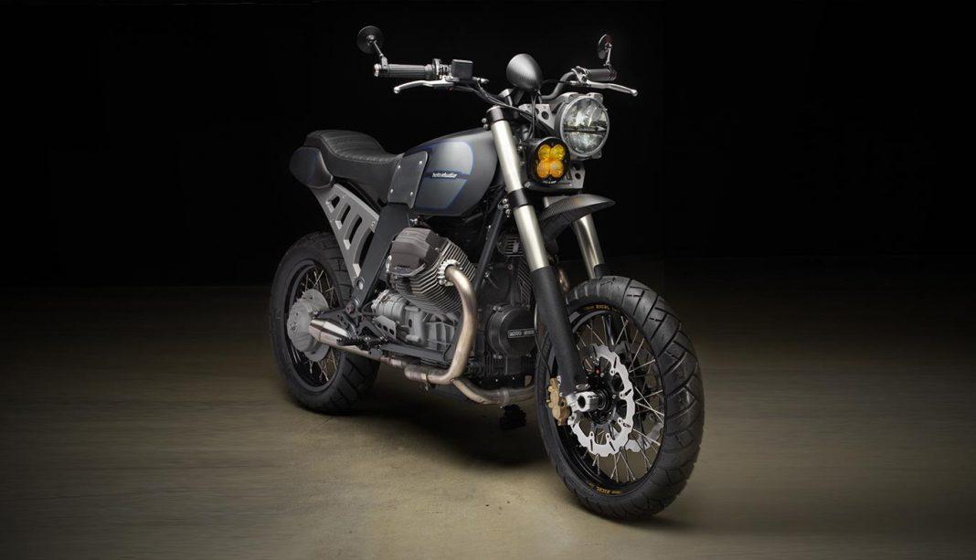 Moto Guzzi Terremoto od Moto Studio
