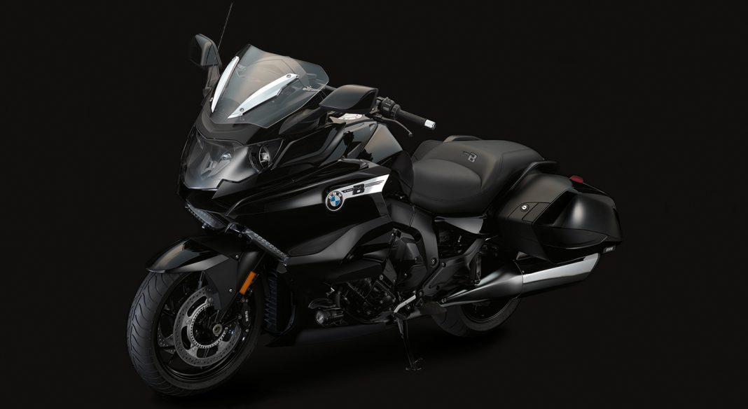 Další novinka u BMW –  šestiválcový bagger K 1600 B