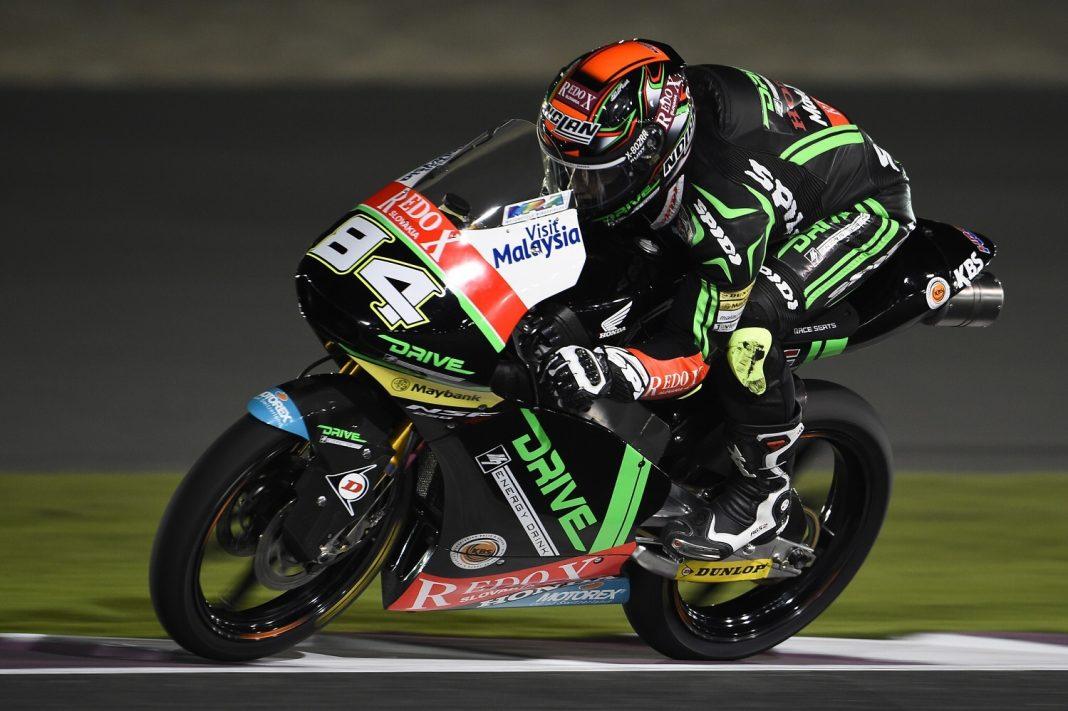 Moto3 Katar: Jakub Kornefeil v testech nakonec 11