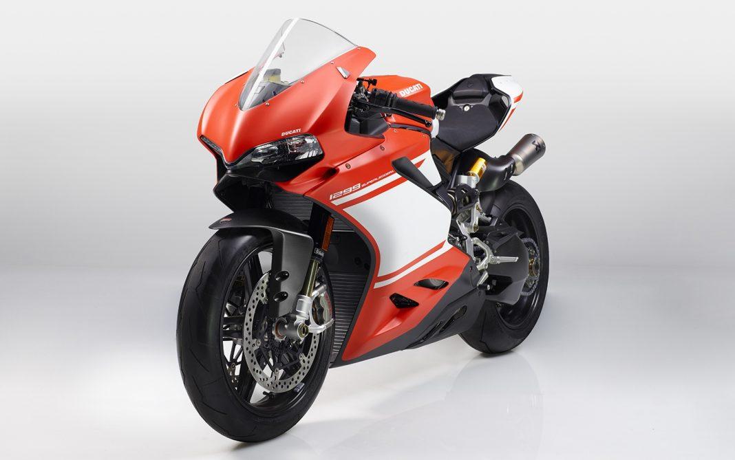 EICMA 2016: Ducati