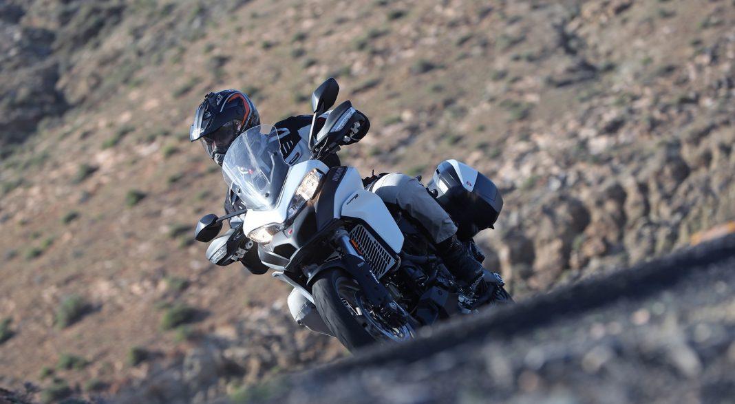 První jízda: Ducati Multistrada 950