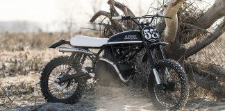 Ducati Scrambler R/T od Anvil Motociclette