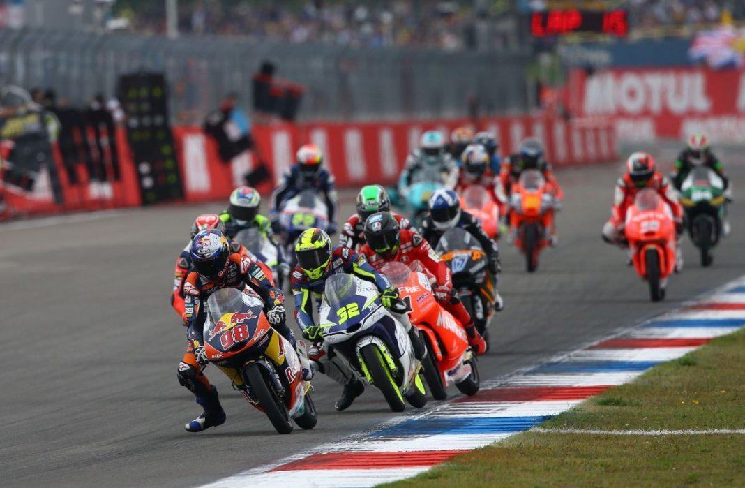 Moto3: Hanika v Assenu v top ten