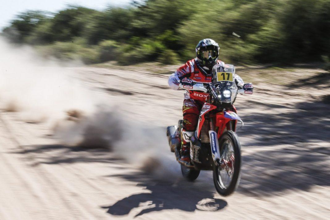 Rally Dakar 2017: 3. etapa - Španěl Joan Barreda Bort v čele soutěže