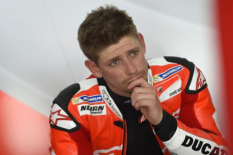 Ducati: S Caseym počítáme i pro WSBK