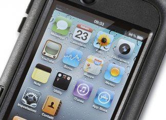 Šikovné pouzdro na řídítka pro iPhone
