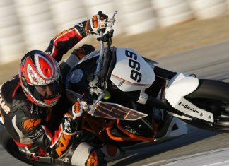 Fotogalerie: KTM Duke racing