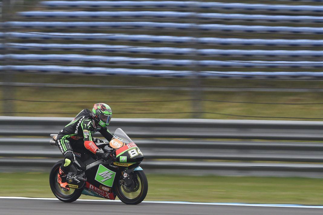 Moto3: Kuba Kornfeil a další šťastné body
