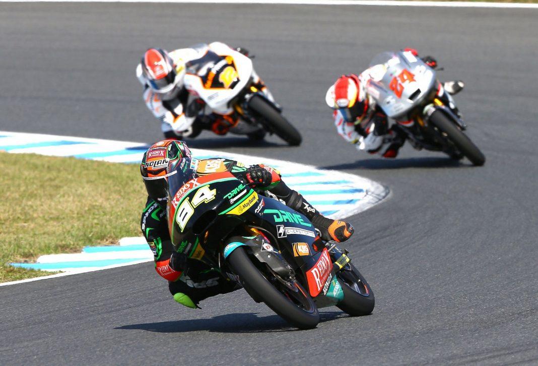 Moto3: Kuba Kornfeil si pořádně máknul a přesto