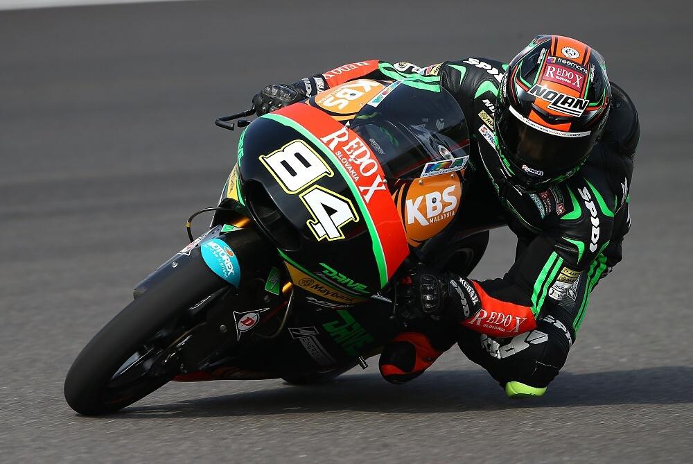 Moto3: Kuba Kornfeil si připsal své třetí pódium v kariéře - Gratulujeme!!!