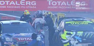 Přímý souboj: Valentino Rossi vs. Sebastian Loeb