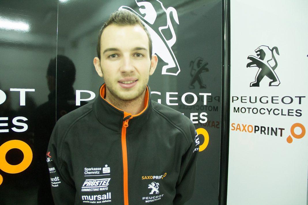 Jakub Kornfeil poprvé s Peugeotem + výsledky testů Moto3