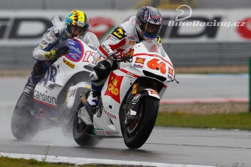 MotoGP: Karel Abraham nepojede následující tři závody Grand Prix
