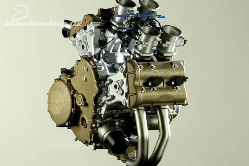 Ducati připravuje superbike V4 ??
