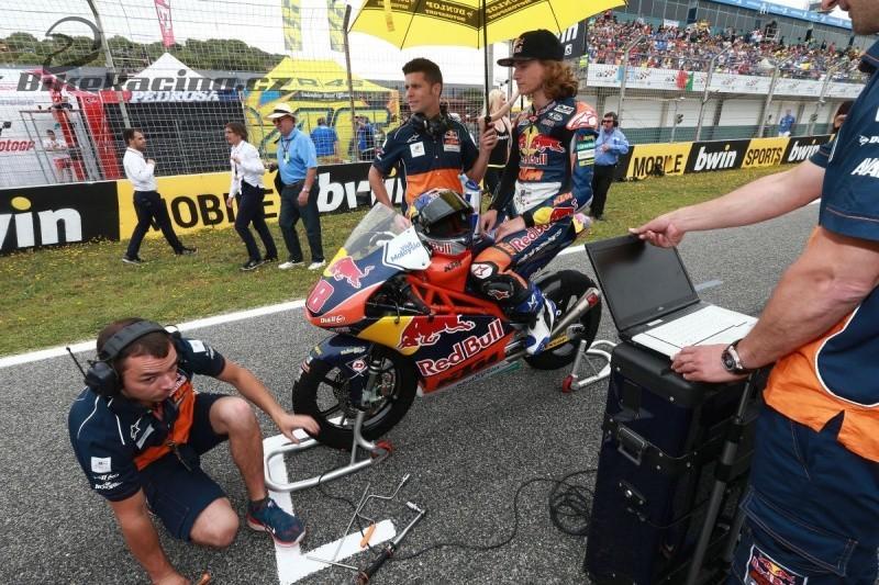 Moto3: Hanika s historicky nejvyšším bodovým trestem
