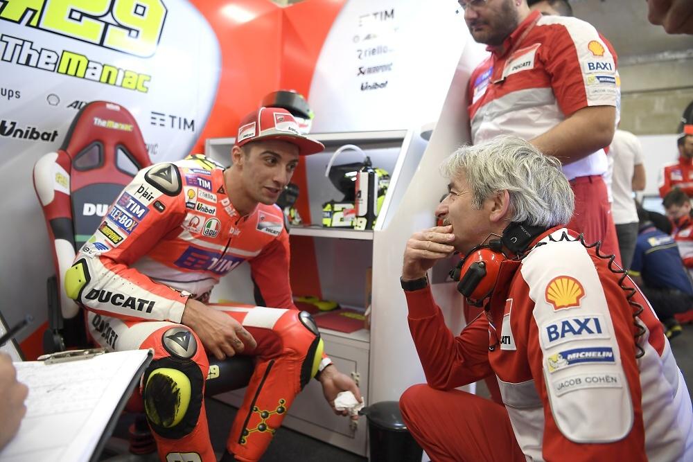 MotoGP: Iannone odešel od Ducati dobrovolně