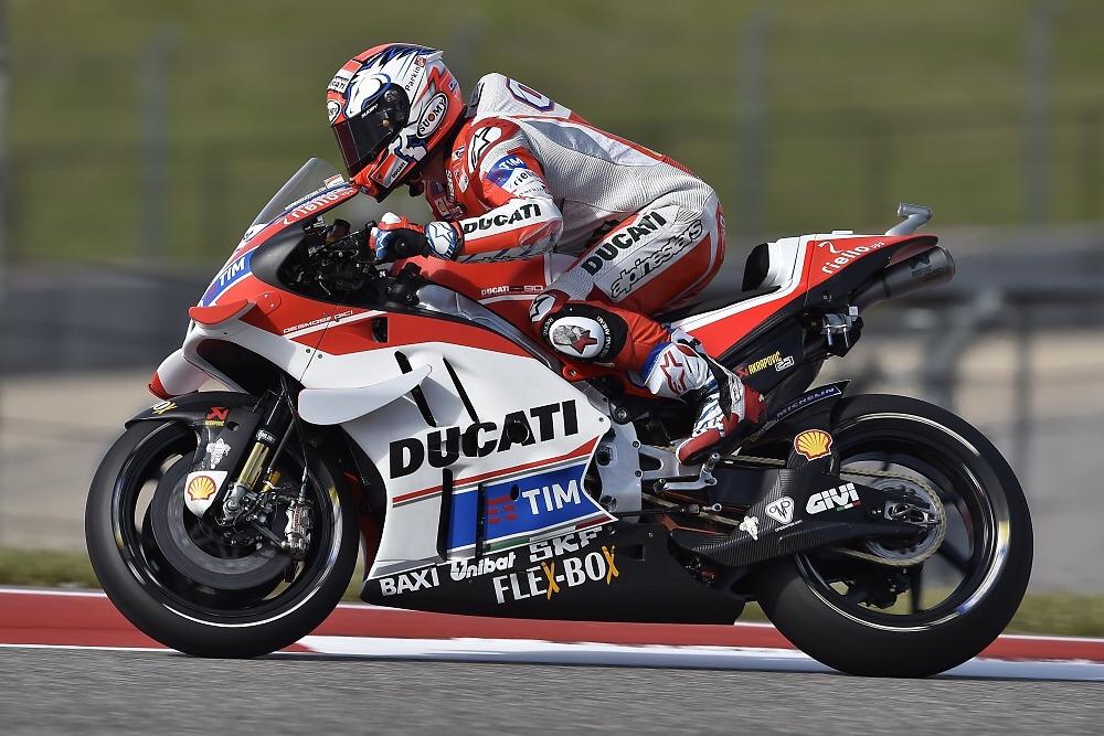 MotoGP: Ducati míří k první evropské GP
