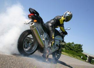Jak jezdit: děláme spalouchy