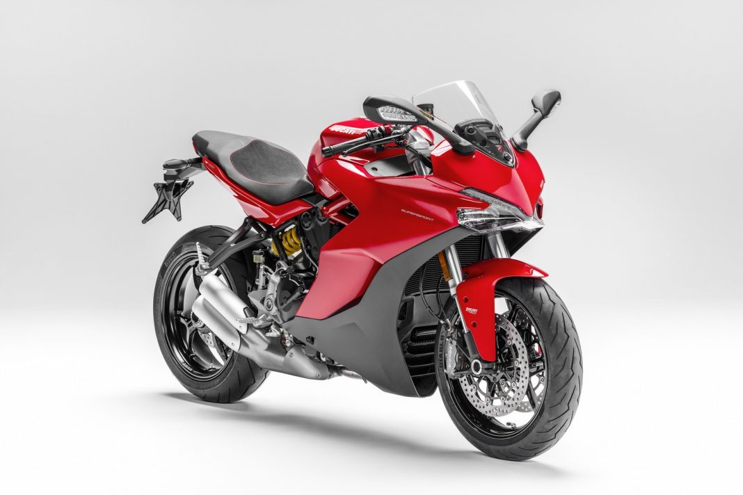 INTERMOT 2016: Ducati má nový model SuperSport