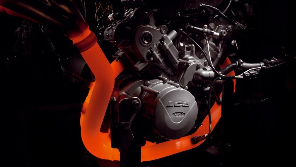 KTM chystá V-Twiny s menšími objemy
