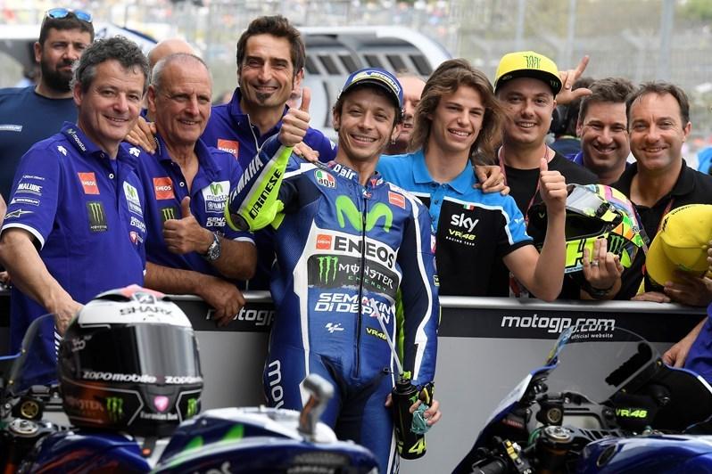 Rossi: S Lorenzem to nemá nikdo jednoduché