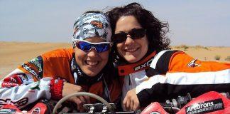 Dakar - ženský začátek