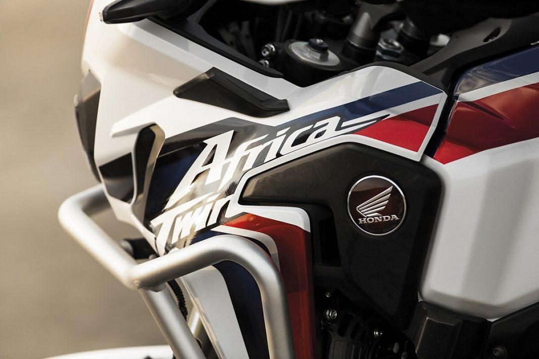 Společnost Honda představila novou aplikaci Africa Twin