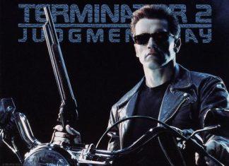 Arnold - motocyklista roku!