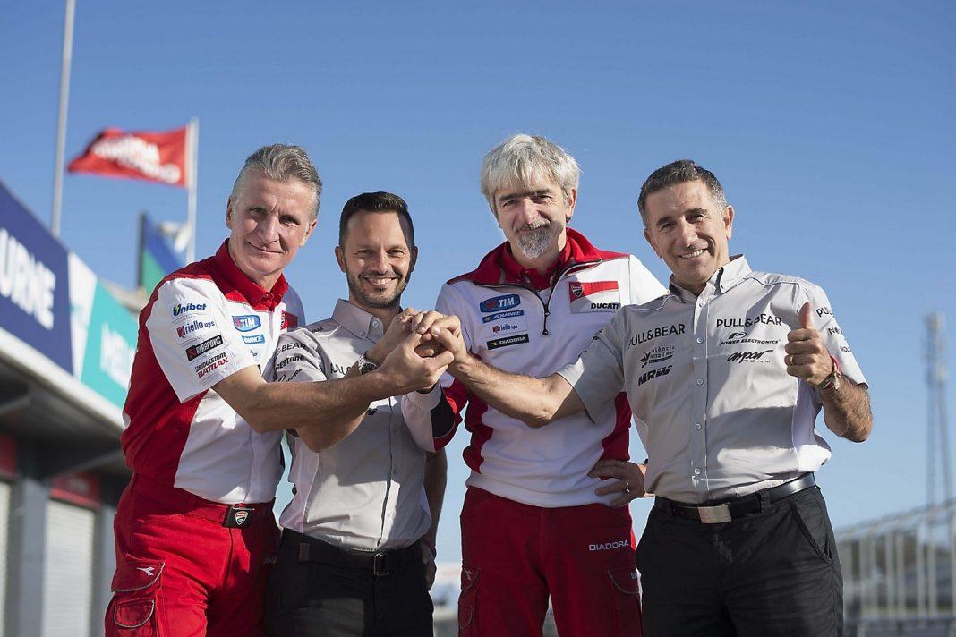 MotoGP: Aspar přestupuje k Ducati pro 2016