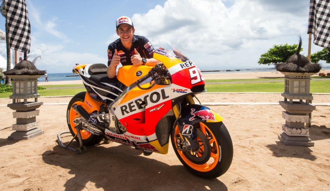 První den testů MotoGP v Sepangu: nejrychlejší byl Marquez