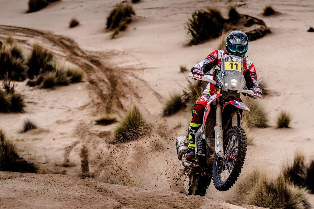 Rally Dakar 2017: 8. etapa - Ondra Klymčiw opět v TOP 20