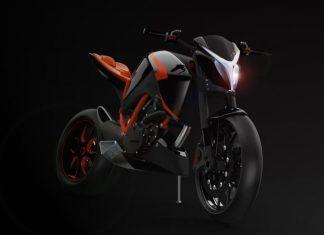 Mirco Sapio: koncept KTM Super Duke 1200 R