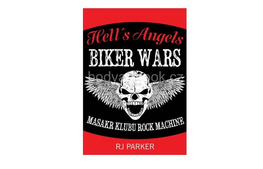 Nepřehlédněte: Vychází u nás kniha Bikers Wars