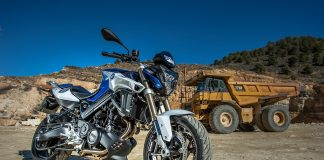 TEST: BMW F 800 R  + video