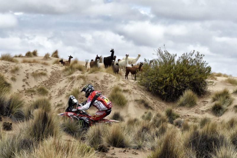 Rally Dakar 2017: 7. etapa - vítězem Ricky Brabec