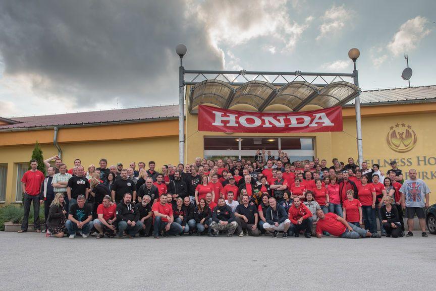 Náš tip: Honda Fest 2016 opět na Šumavě