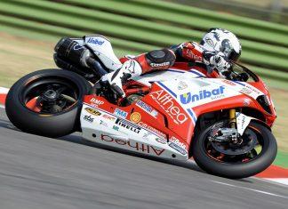 IMOLA superbike II.jízda : Carlos Checa byl 5 minut mistrem světa...
