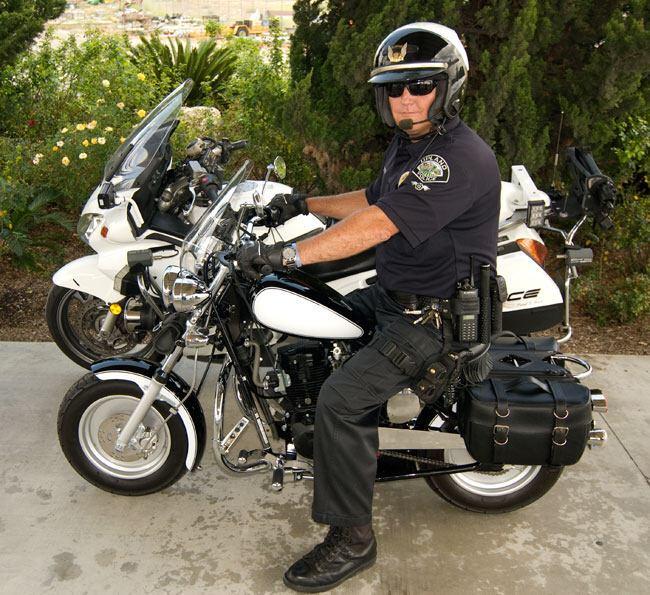 Kansas City Missouri Motorcycle Cop