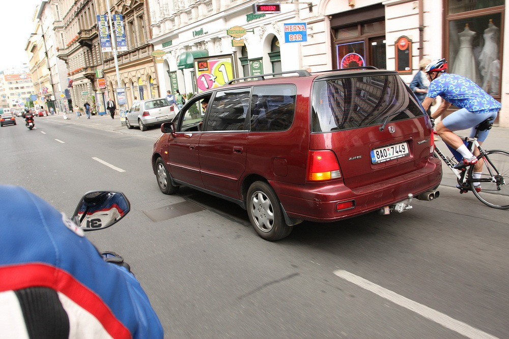 Jak jezdit: čteme dopravu ve městě + video BESIP