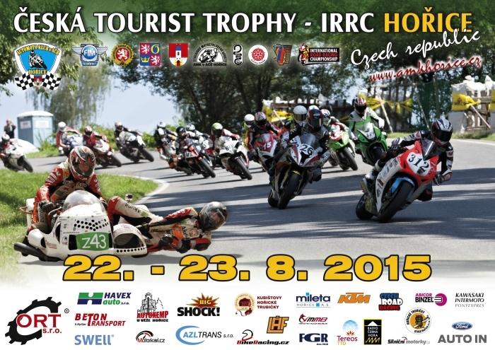 TIP: Česká Tourist Trophy 2015 - již tento víkend v Hořicích IRRC